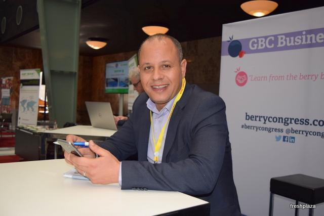 Global Berry Congress 2018